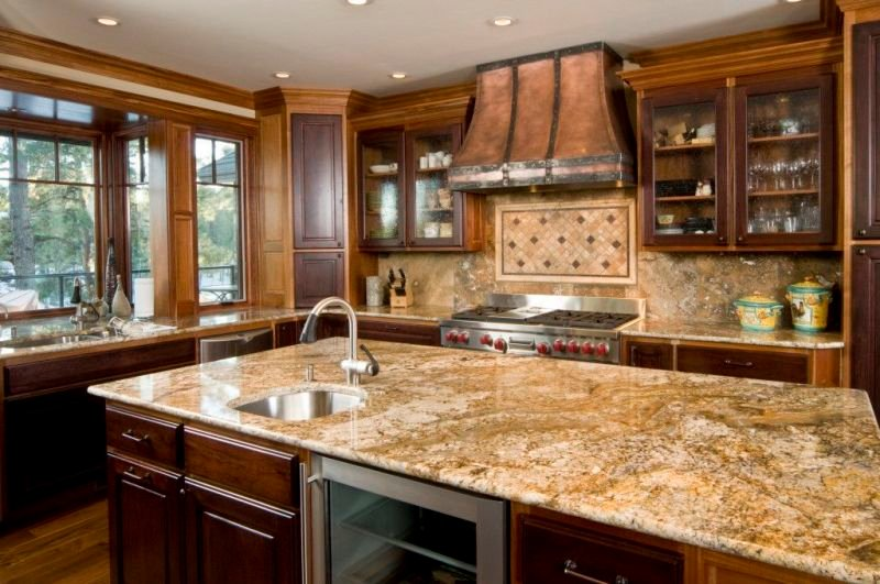 Why You Should Opt For Black Galaxy Granite And Black Granite From India For Your Home Remodeling