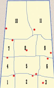 Kindersley Gen Web Region #4