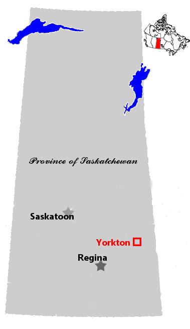 Yorkton Gen Web Region