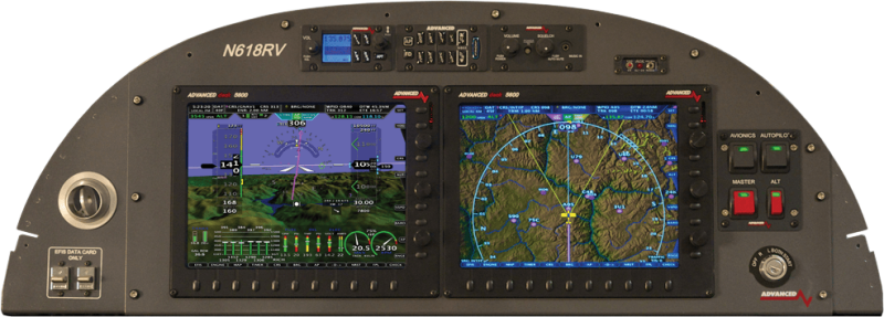 Avionics Upgrade