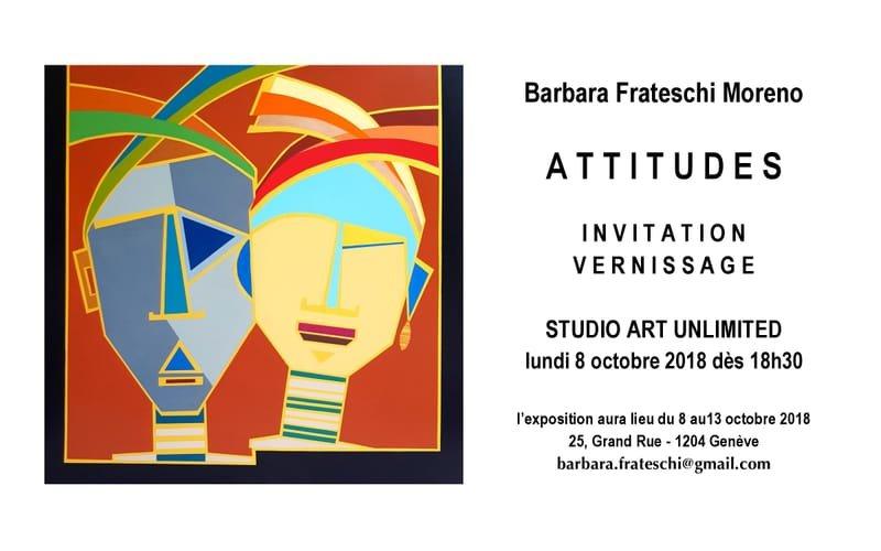Exposition Oct 2018 - Barbara Frateschi Moreno