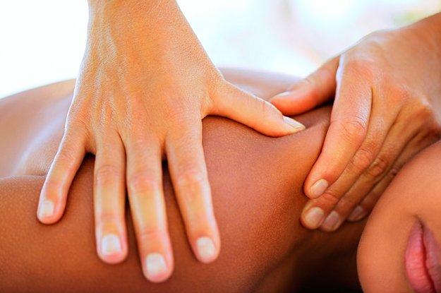 Curso Massagem relaxante, modeladora, drenagem linfática e bambuterapia