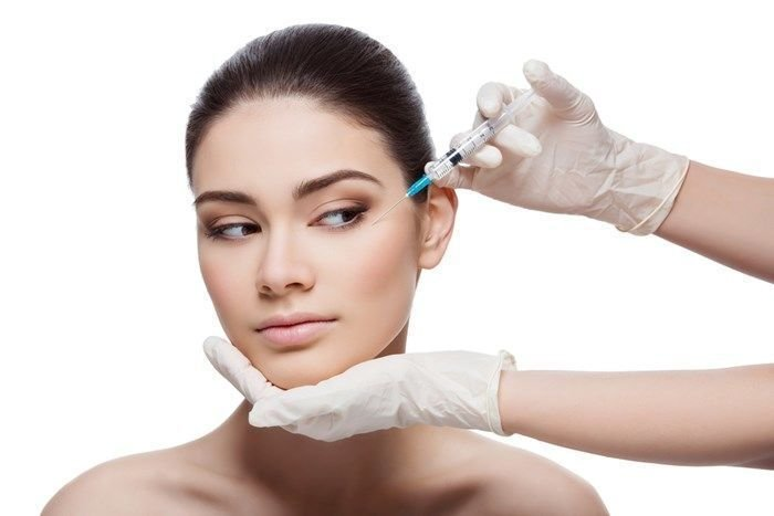 Botox e preenchimento facial