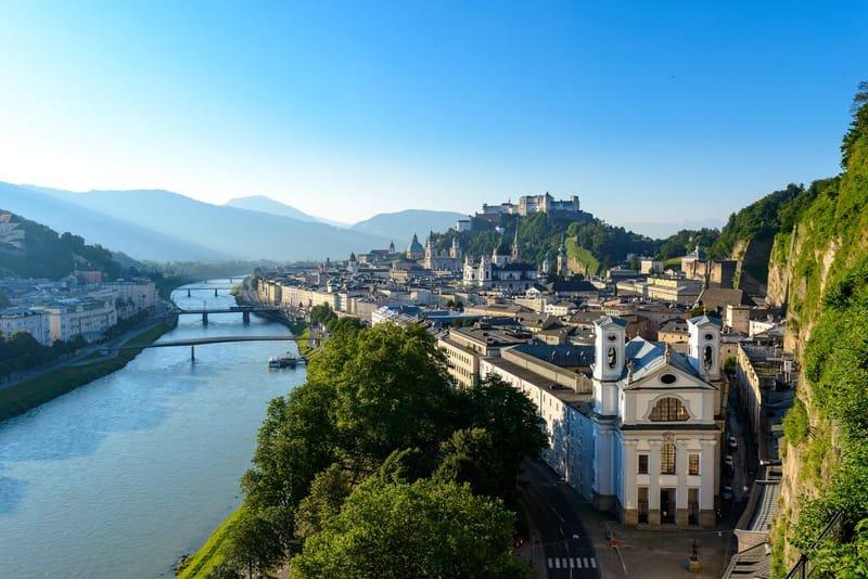 سالزبورغ النمسا / Salzburg Austria