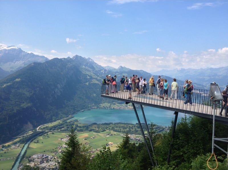 انترلاكن سويسرا / Interlaken Switzerland