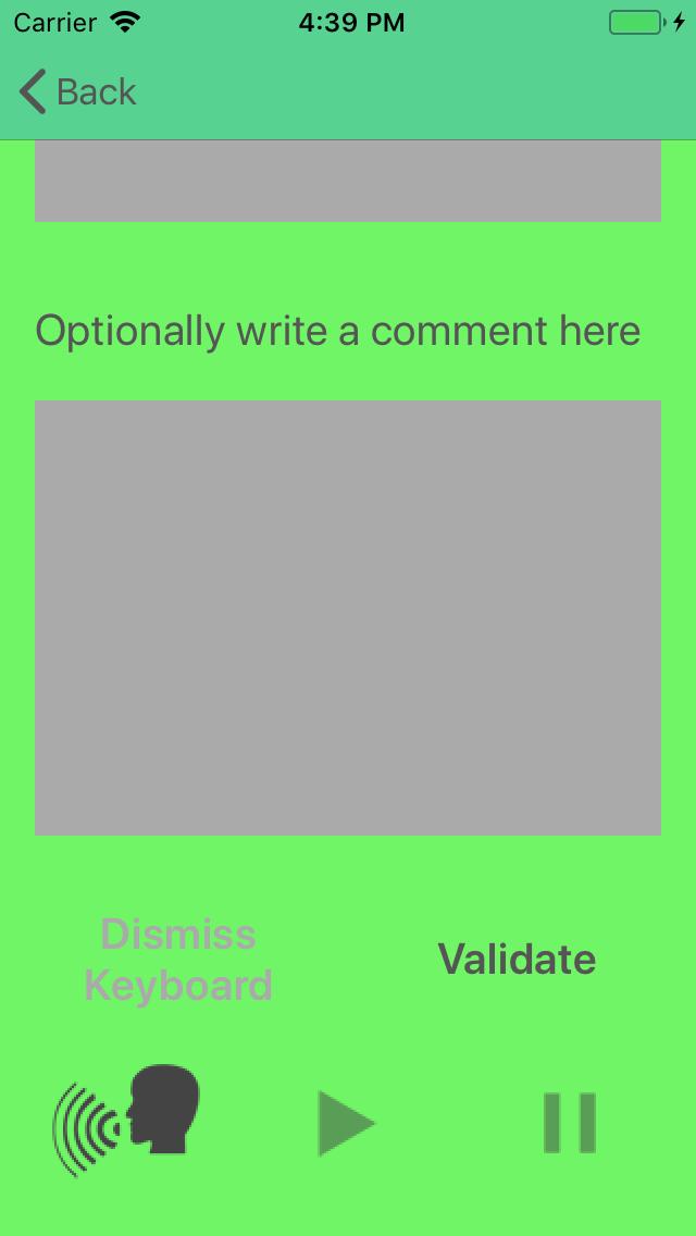 Adding a sentence (2)