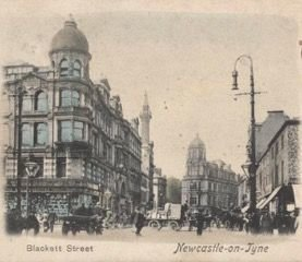 The Blacketts - Their influence on Newcastle and beyond