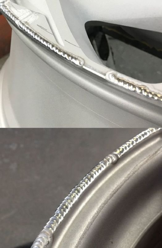 Diamond Cut Repair | Alloywheelwelding.co.uk