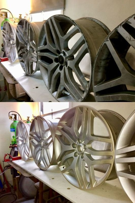 "Range Rover 22"" Refurb 