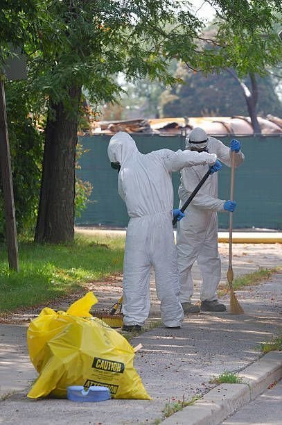 Biohazard Cleanup Service With Blood Cleaning Experience in Every State