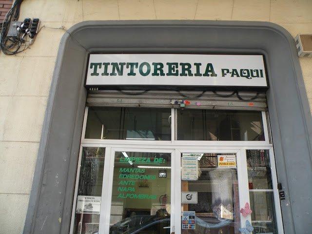 Tintorería Pueblo Seco Tel  931 72 26 59