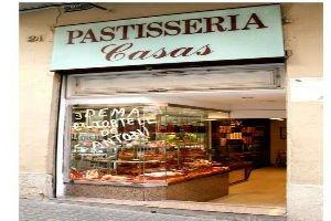 Pastisseria Casas  Tel..934 41 23 39