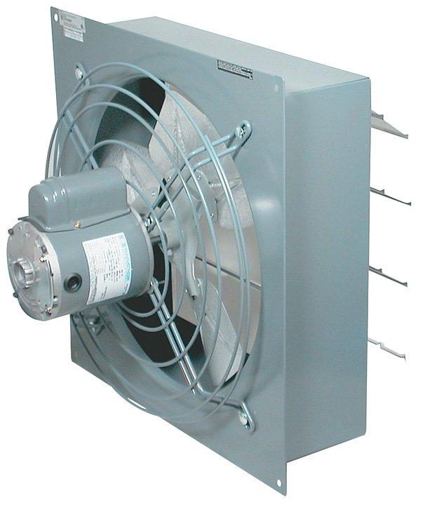 Как выбрать промышленный вентилятор