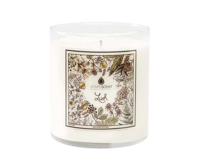 JewelScent - Lush Candle