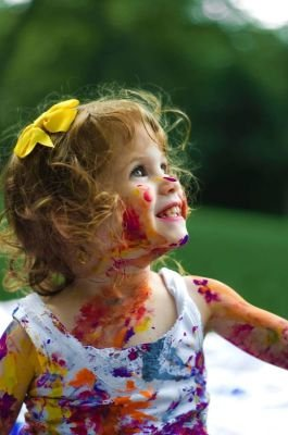 HOST A PAINT PARTY FOR KIDS