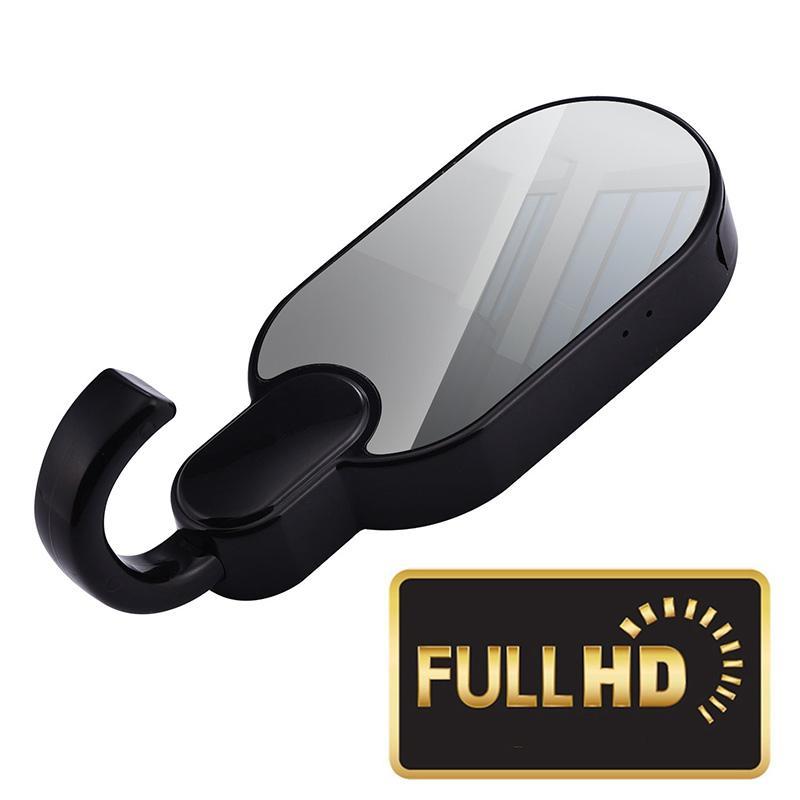 Wireless HD 1080P WiFi Spy Clothes Hook Camera IP Mini USB Pen Hidden Pinhole DV Spy Clothes Hook Camera
