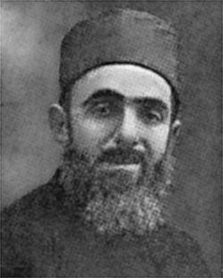 הרב סעדיה בנבנשתי