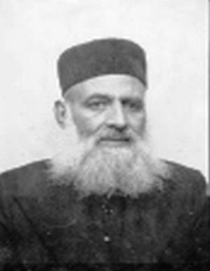 הרב אברהם חי ישעיה מערבי