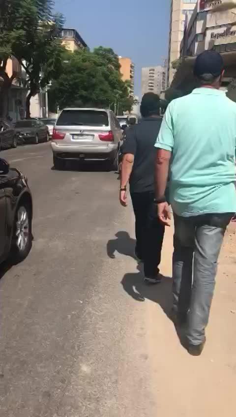 """סרטון: בית העלמין היהודי בבירות. מאת האדון מרקו סרור הי""""ו"""