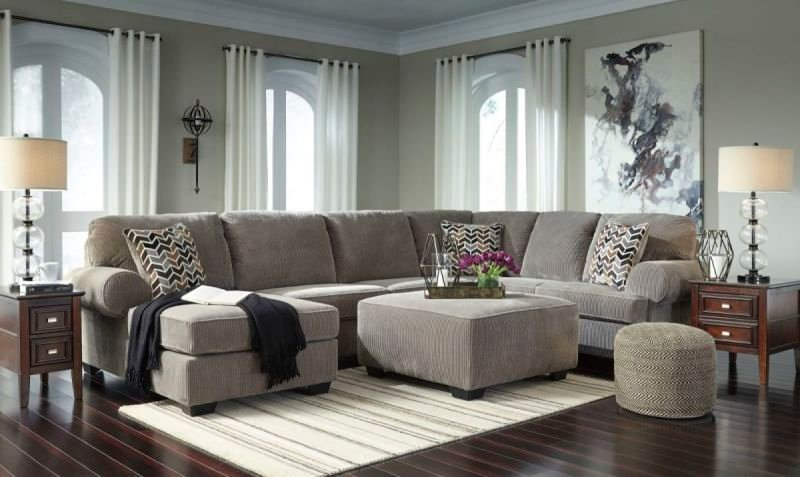 Jillingsly Gray 72502 Sectional Homebasics