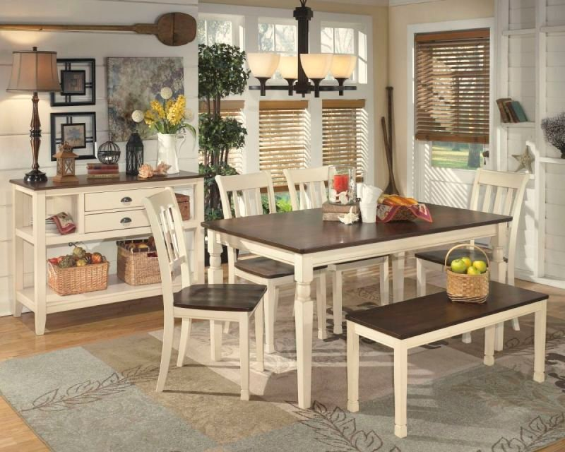 WHITESBURG D583 DINING SUITE