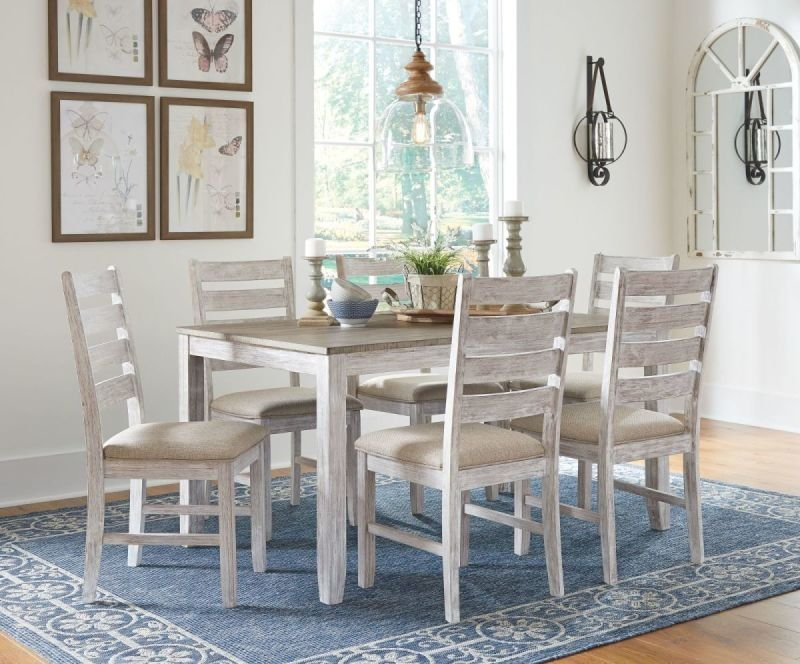 SKEMPTON D394 7PC DINING