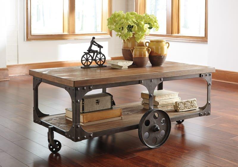 T500-721 VENNILUX COCKTAIL TABLE
