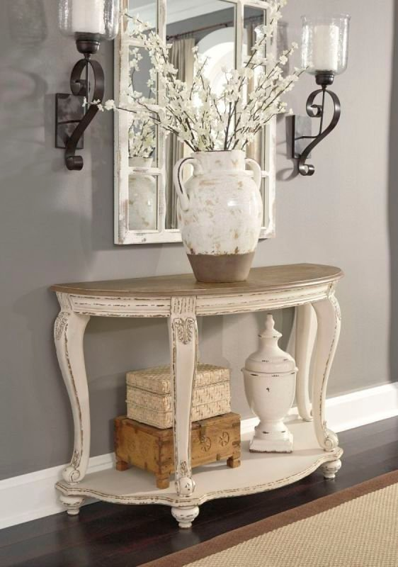 REALYN D743 SOFA CONSOLE TABLE
