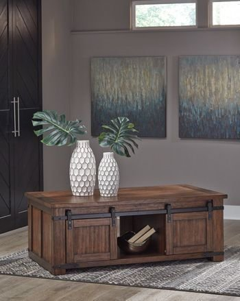 BUDMORE T372 COCKTAIL TABLE