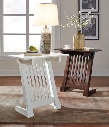 BRAUNNER T077 CHAIRSIDE TABLE