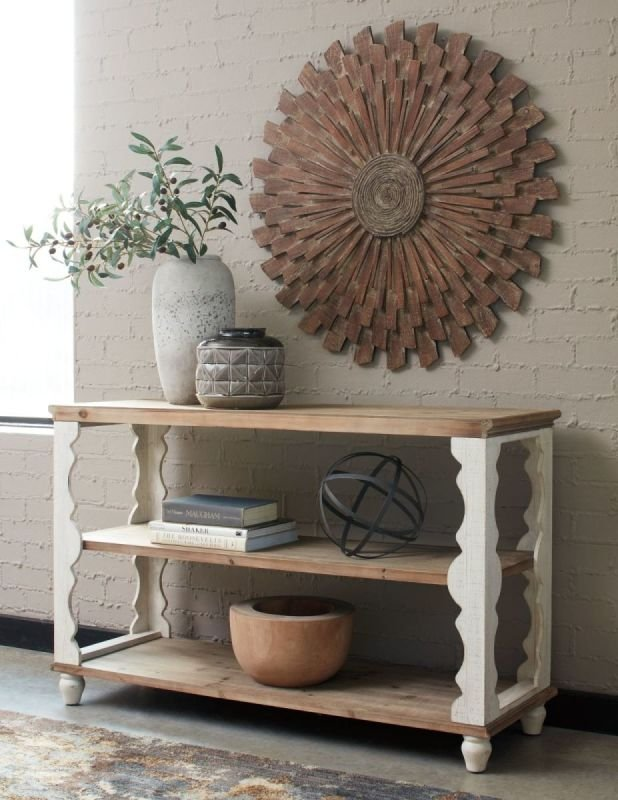 A4000107 ALWYNDALE CONSOLE TABLE