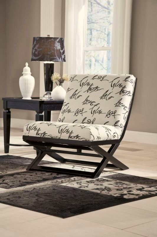 LEVON CHARCOAL 73403 SHOWOOD CHAIR