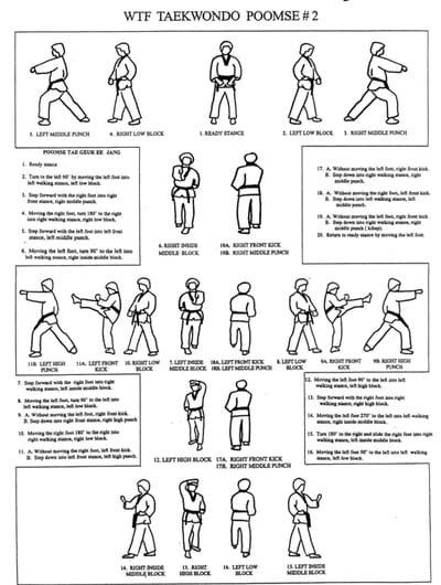 Learn Taekwondo - Antipolo Taekwondo the Largest Martial