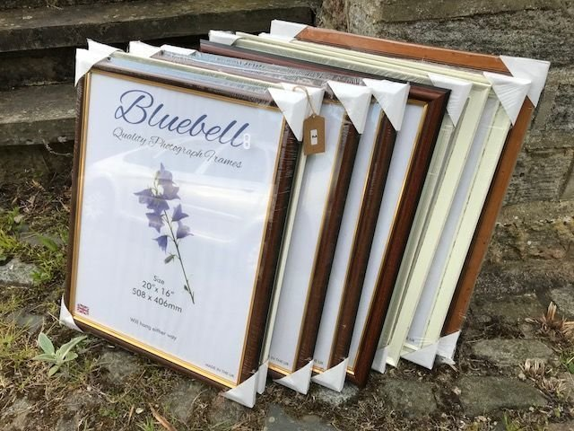 Lot 2 - Box of New Picture Frames - £20 to £30