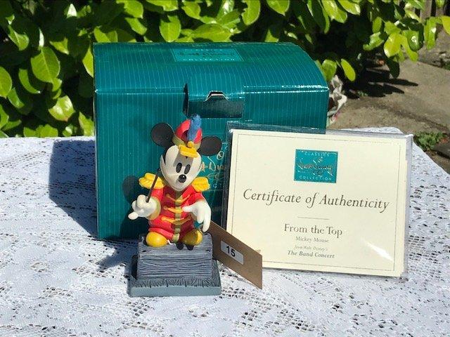 Lot 15 - Disney Classics Mickey Mouse Figure - £25 to £30