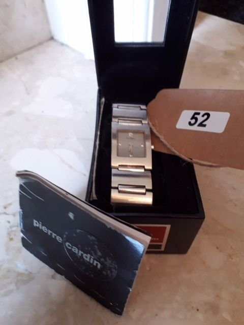 Lot 52 - Boxed Ladies Pierre Cardin Watch - £30 to £40