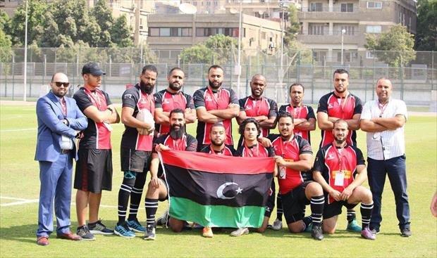 الرجبي الليبي يخرج من «المحلية» ويحقق رابع العرب