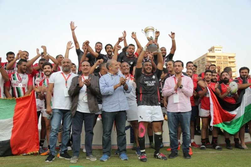 رياضة الرجبي في الوطن العربي