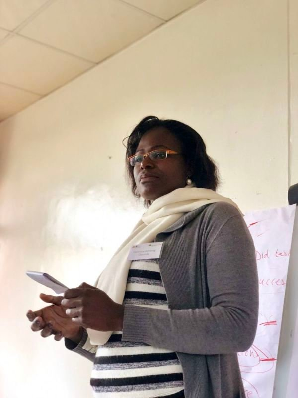 An introduction to Entrepreneurship in Agri-Food with Florence Opondo