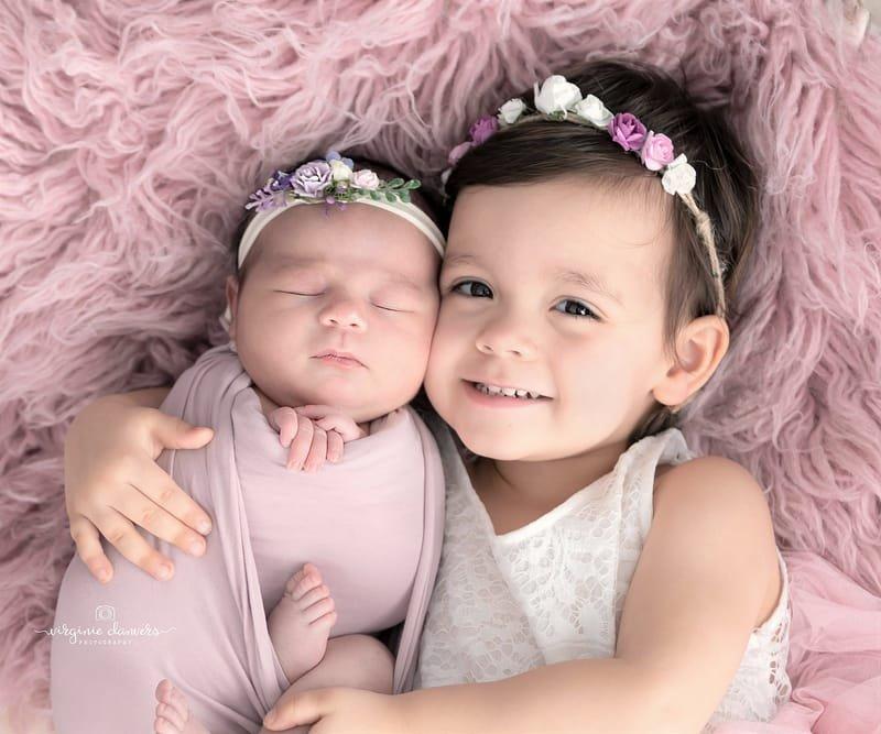 Faustine et sa soeur