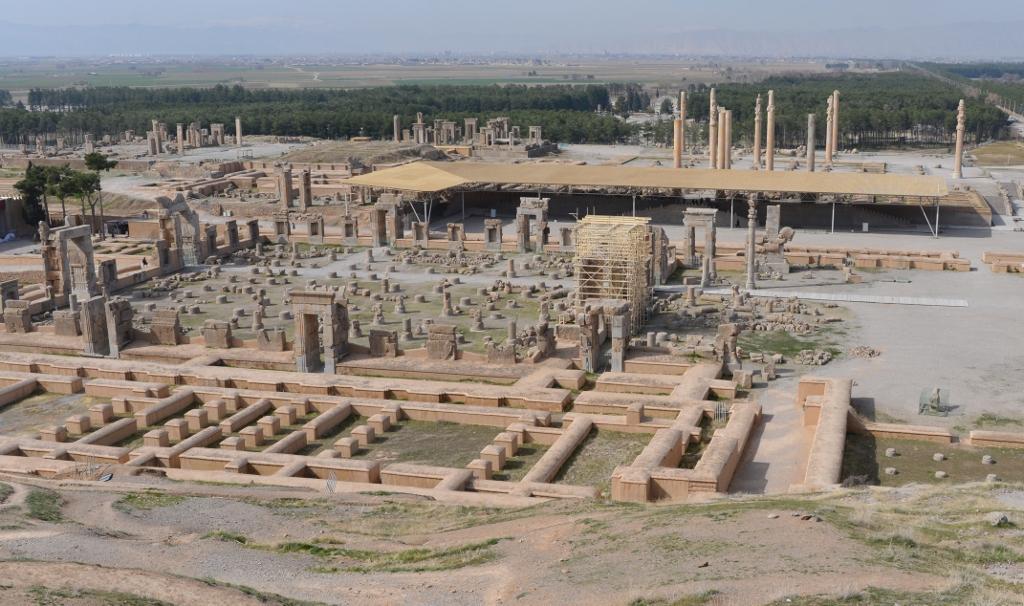 Persepolis panorama