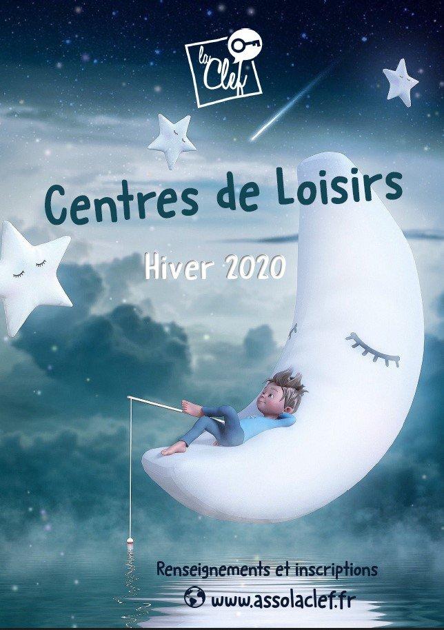 """Centre de Loisirs """"hiver 2020"""""""