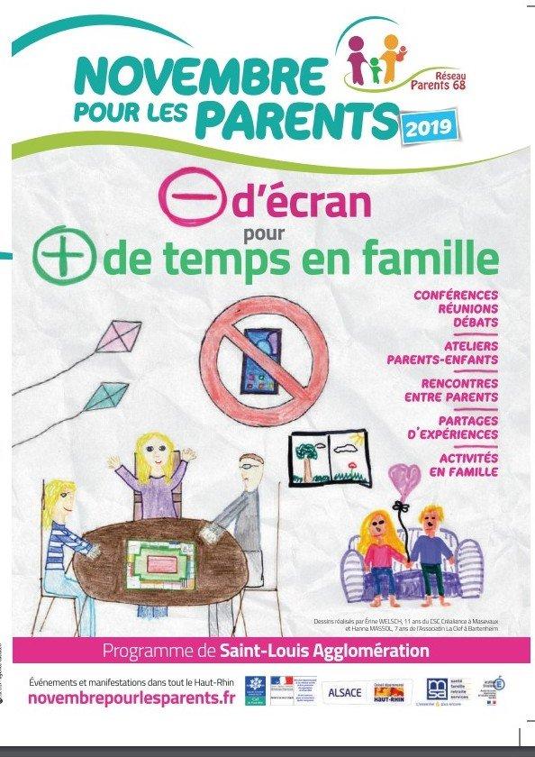 Novembre pour les parents