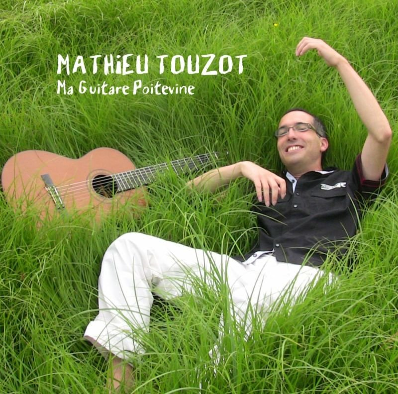 points de vente album cd mathieu touzot ma guitare poitevine
