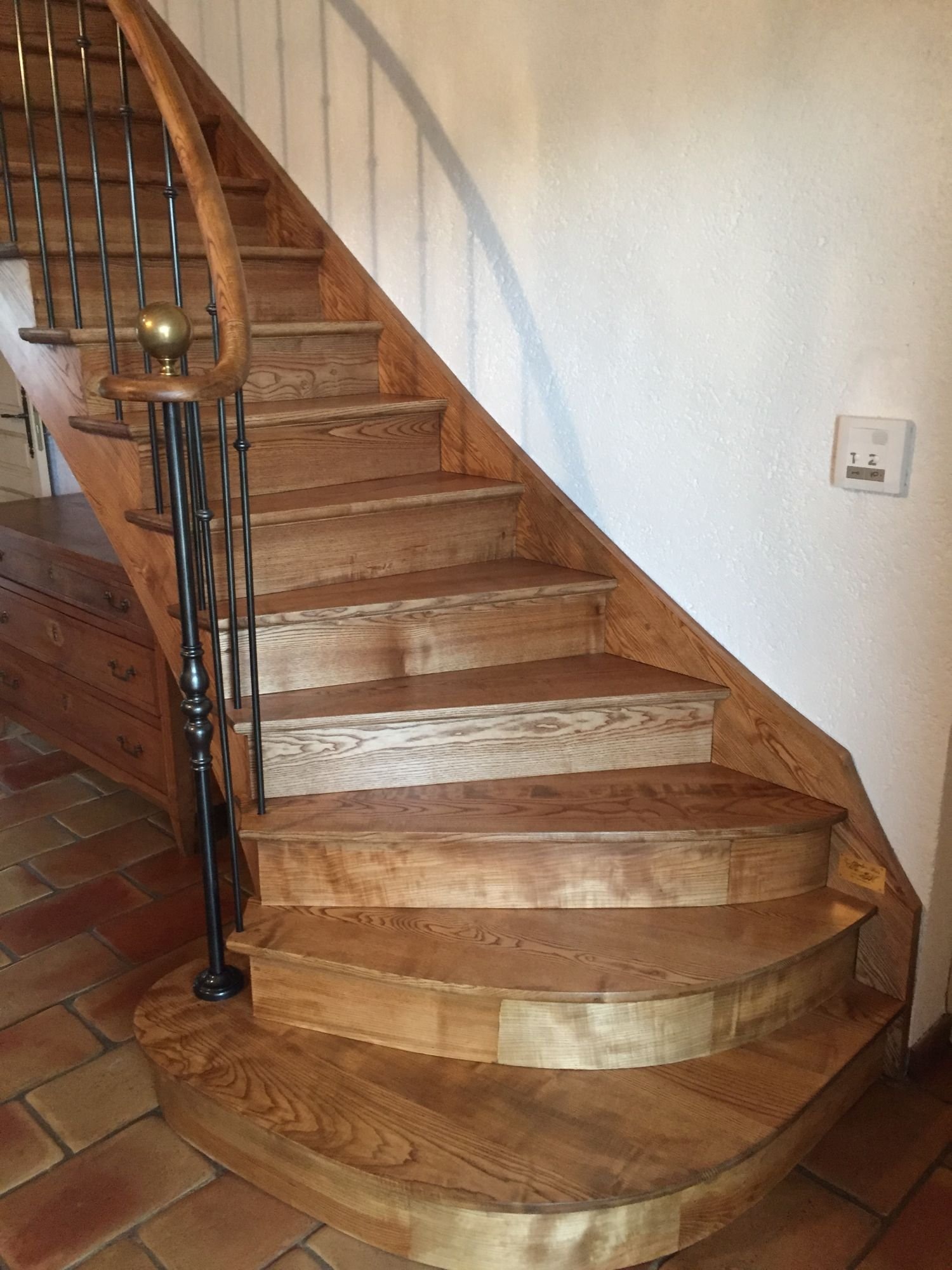 Escalier A L Anglaise Escaliers Marin