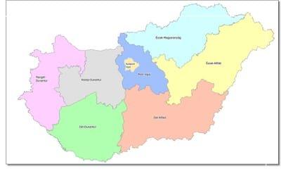 Identitás régiók