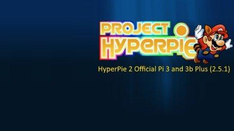 HyperPie2 ( Hyperpie 2018)
