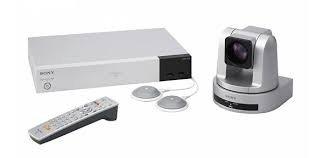 Sistema de vídeoconferência SONY PCS-XG77