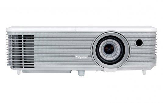 Videoprojetor com tecnologia DLP OPTOMA W400+