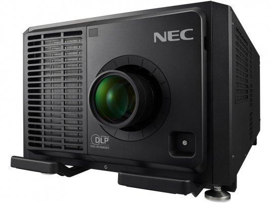 Videoprojetor laser NEC com tecnologia 3DLP, resolução 4K Ultra HD